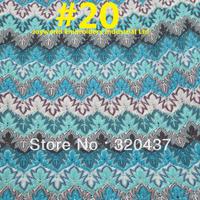 crochet lace missoni fabric garment lady's shirt lace