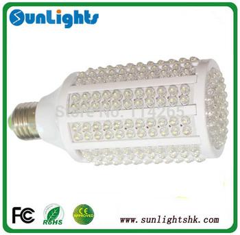 263/108 LED 15W Cold/warm White Energy Saving LED Corn Light lamp 230V 220V E27 B22 free shipping