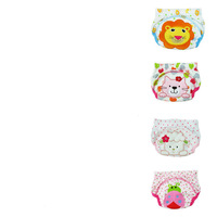 Free shiping SASSY BRAND 3 pieces/lot water proof Training pant baby girl and baby boy used