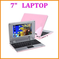 New mini Laptop computer 7 inch Dual Core Android 4.2 WM8880 cpu 1.5Ghz fast speed with Camera HDMI WIFI RJ45 port 4G/8G Option