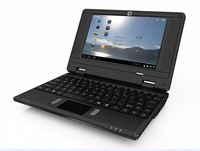 New 7 inch Android 4.0 VIA 8850 DDR3 512M 4GB HDD HDMI Camera WIFI Netbook Laptop Notebook