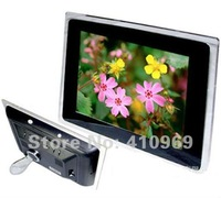 Free shipping! New arriral! 12'' 10240*600 HD LCD Multifunctional Digital Photo Frame with MP3 Movie TXT+remote control