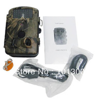 12MP motion detect forest animal hunting trail camera 720P HD Video with Audio 940NM IR  Free Shipping