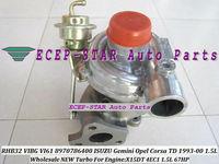 RHB32 VIBG VI61 8970786400 8943100780 Turbo Turbine Turbocharger For ISUZU Gemini,Opel Corsa TD 1993-2000 X15DT 4EC1 1.5L 67HP