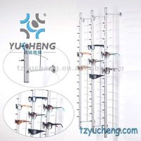[YUCHENG] optical wall mount glass display cabinets Y018-14