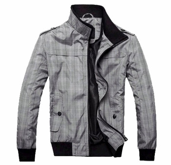 jackets for men.Men's fashion overcoat, High quality, wholesale, hot Free shipping MWJ002