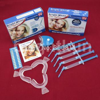 Бесплатная доставка Отбеливание зубов устройства, Отбеливание зубов Light Главная комплект, Отбеливание система, отбеливания зубов, отбеливание зубов Kit