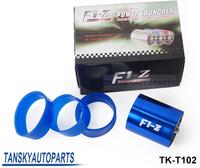 Turbo supercharger Twoside Fan Performance Force Flow Turbine Fuel Saver) TK-T102