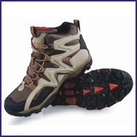 2014 Fashion Hot Sale RAX Mens Hiking Shoes Waterproof Outdoor Shoes Sports Travel Athletic Shoes Climbing Boots Trekking Shoes