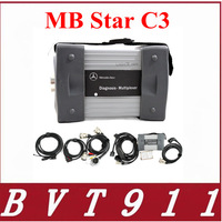 Top-Rated Free Shipping auto diagnostic tool mb c3 star mercedes benz diagnosis multiplexer c3