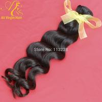 Queen hair extension products Peruvian hair natural wave,100% virgin human hair,Grade 6A,unprocessed hair