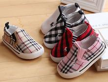 2015 nouvelle insole12.8 ~ 16.2 cm enfants chaussures enfant sneakers bébé garçons sport chaussures filles toile chaussures 5 couleurs(China (Mainland))