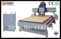 Multi-spindle CNC Router