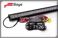 26.5inch Truck driving light single row CREE led light bar adjustable 24W-240W