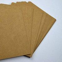 100PCS/LOT.Kraft paper blank cards,Handmade post card,DIY cards,Paper crafts.DIY scrapbooking kit.15.5x10.8cm.Freeshipping