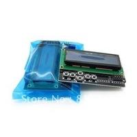 Free shipping  1602 LCD keypad shield character LCD expansion board