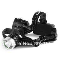 CREE XM-L T6 LED Headlamp 1600 Lumens  Hiking Headlamp L122