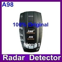 Free shipping 100% orginal Conqueror radar detector A98