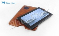 "Protective Leather Case Cover for 7"" Inch Tablet PC Free Shipping+Drop Shipping"
