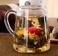 Freeshipping 16 Kinds Handmade Blooming  tea 16 pieces/lot  China tea flower art tea