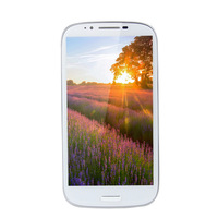 "Star N9330  White  MTK6577 Dual Core  1.2GHz  5.5""(854*480) Screen Android 4.0  512MB+4GB ApolloShow"