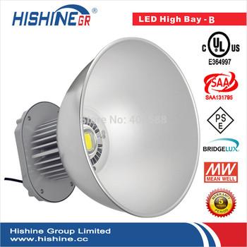 DHL Free Shipping  New Utility Model 100w led high bay light 100w