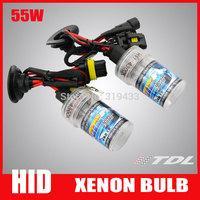 H1 H3 H4 H7 H11 H13 HB3 HB4 9005 9006 9007 single beam Hid Xenon Lamp Bulbs Globe 55w 4300k 6000k 8000k for Auto Headlights