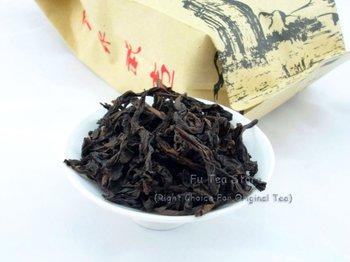 100g Da hong pao oolong tea,  Rou gui flavor wuyi high mount big red robe tea free shipping