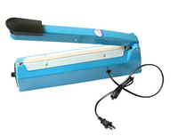 plastic bag hand impulse sealer ,heat sealing machine SF-300  with cutter
