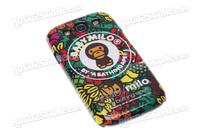 Tide brand Bape Baby Milo monkey ape-man case for SAMSUNG GALAXY SIII/I9300 S3 BABY MILO