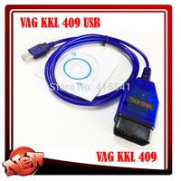 free shippping vag 409 usb interface 409 vag kkl usb vag 409.1