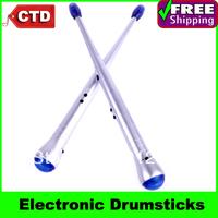 Plastic Electronic Drumstick (Sliver)