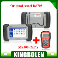 2014 100% Original Autel MaxiDAS DS708 Professional Car Code Scanner Autel DS 708 With Best Price High Quality