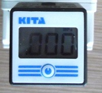 KITA  digital pressure switch KP60P-F1 Use button battery CR2032