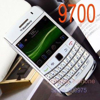 Original Blackberry Bold 9700 Mobile Phone 5MP 3G WIFI GPS Bluetooth Qwerty Keypad & One year warranty