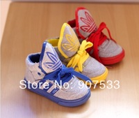 Free shipping Note Size 2014 new spring models girls boys fashion sneakers shoes Korean version of the small baby shoes