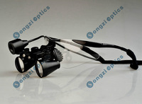 Free Shipping CH250 2.5X Binocular  Dental Loupes  Surgical Loupes & High brightness SZ-1 Headlight