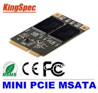 kingsepc Mini PCIE mSATA SATA III ssd 128gb sata Hard Drive Solid State Drive Disk JMF606 3 * 5cmFor Dell  for Asus  for Lenovo