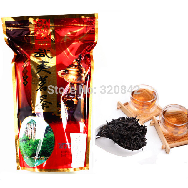 250g Top grade Chinese Da Hong Pao Big Red Robe oolong tea the original gift tea oolong China healthy care dahongpao tea(Chi