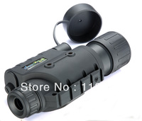 Monocular NV88, 5x50 Infrared Night Vision Telescope, Generation 1+, for Night Hunting &Field Game