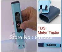 Free Shipping Blue Portable Pen Type Digital Display TDS Meter Tester Filter Water Quality Purity