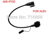 AMI MMI  Cable Music Interface for IPHONE IPOD  VW  Audi A3 A4 A5 A6L Q5 Q7 A8 S5 MMI  4F0051510K 4F0-051-510-K
