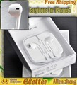 1:1 Original 3.5mm stereo earphone with for ipod touch 5 earphone for ipod Nano 6,Earpods for iphone 5 5G Earpods+Retail box