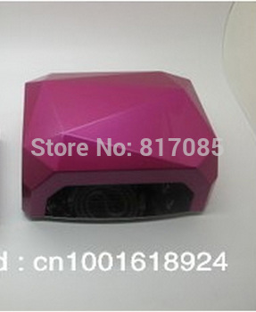 110V-220V CCFL + LED Nail UV Lamp cold cathode light therapy lamp UV led gel generic small lamp beads