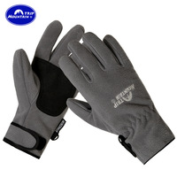 Mountain trip brand  Mens gloves skid-resistant windback fleece gloves bike gloves five colors choice MG-485