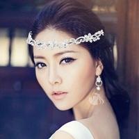 Crystal Bridal Tiara Rhinestone Quinceanera Pageant Tiaras & Crowns Wedding Hair Headband Accessories Hair Jewelry WIGO0077