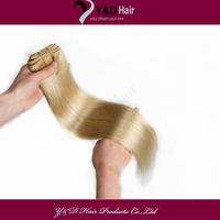 12-26 Inch 60# Platinum Blonde Brazilian Virgin Hair  Weave Weft Hair Extension 100g Fast Shipping  Long Straight