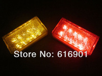 big solar brick light with 10LED