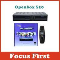 Original Openbox S10 HD PVR digital satellite receiver cccam newcam MGcam not cloned  free shipping