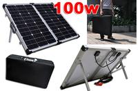UK STOCK, FOLDING 100W MONO 12V solar panel,BEST QUALITY in the market,WHOLESALE
